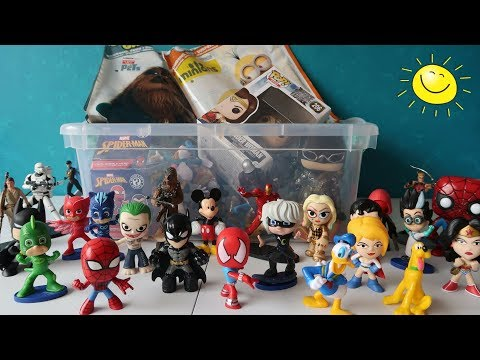 Mis Juguetes Funko Pop, Mystery Minis, Star Wars, Mickey Mouse y más   Kidsplace Town