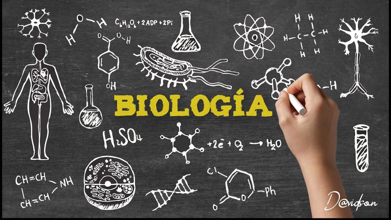 Download ¿Qué es la Biología?, para niños.