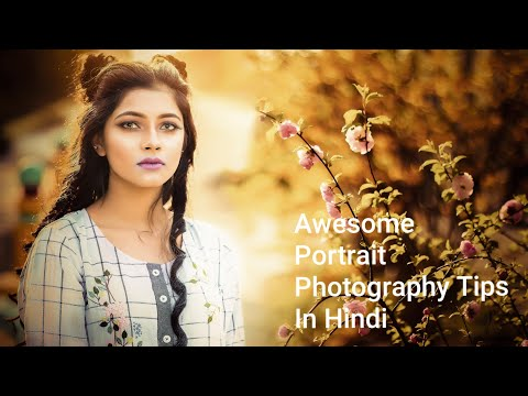Awesome Portrait Photography Tips & Tricks | Portrait Photography Tutorial thumbnail