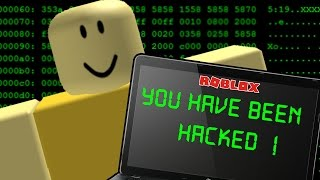 JOHN DOE IS HACKING ROBLOX ACCOUNTS!