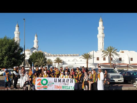 Ini adalah pengalaman pertama Umroh ke Tanah Suci Mekkah lewat Mina Wisata Surabaya. Penerbangan men.