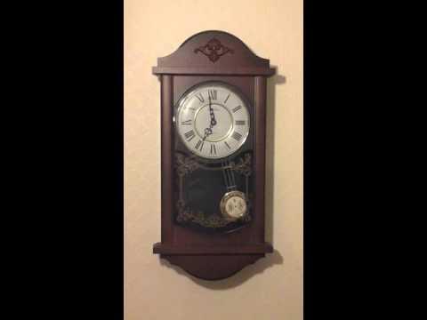 Windsor Quartz Westminster chimes pendulum clock