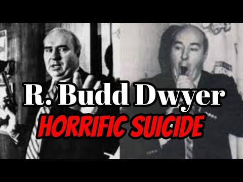 Horrific Suicide On Camera - R. Budd Dwyer