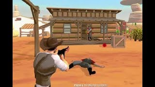WILD WEST - SHERIFF RAGE GAME WALKTHROUGH (2) | SHOOTING GAMES