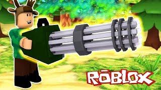 SİLAH SİMULASYONU! - Roblox