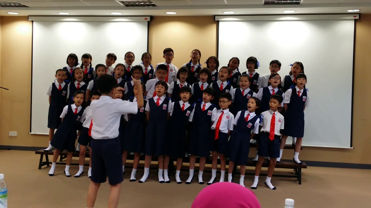 Choral Speaking Presented To You By Sjk C Tan Cheng Lock Youtube