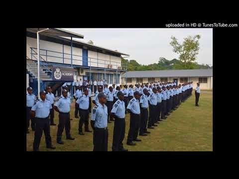 Children Of Ramsi - Kiribati Police Voice Feat. MarsonBoy Kiribati 2018
