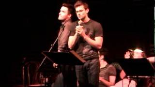"Brian Justin Crum and Kyle Dean Massey - ""Who Will Love Me As I Am"""