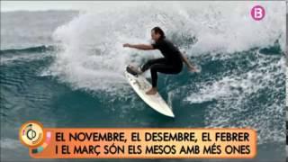 Surf a Mallorca, 175 dies a l'any