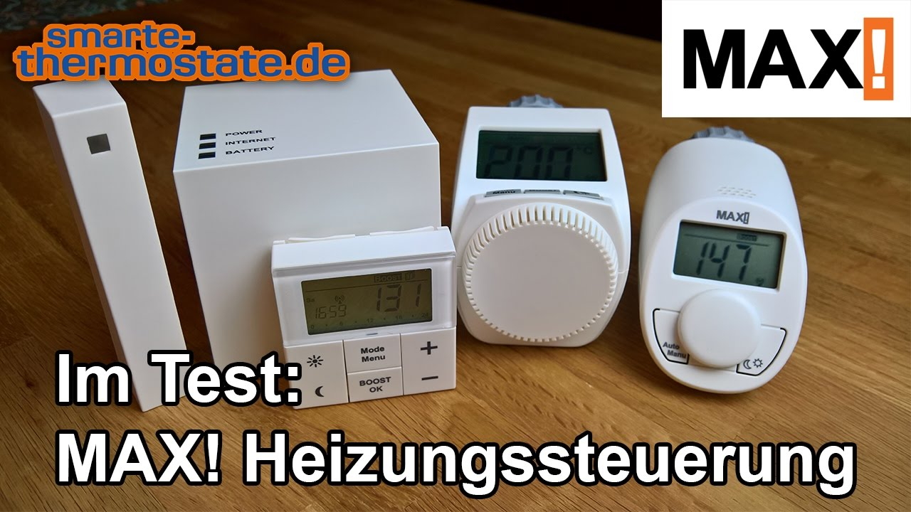 max heizungssteuerung heizk rperthermostat plus basic fensterkontakt wandthermostat im. Black Bedroom Furniture Sets. Home Design Ideas