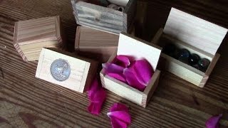 Really Quick And Simple Wooden Trinket Boxes