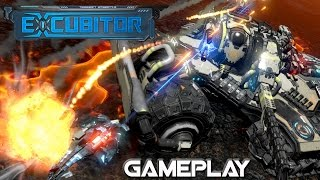 Excubitor (HD) PC Gameplay