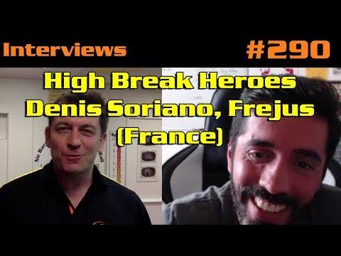 High Break Hero's – Denis Soriano, Frejus (France)