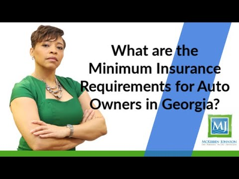 what-are-the-minimum-insurance-requirements-for-auto-owners-in-georgia?