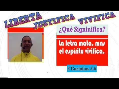 LA LETRA MATA, ¿QUÉ SIGNIFICA  2 Corintios 3 6
