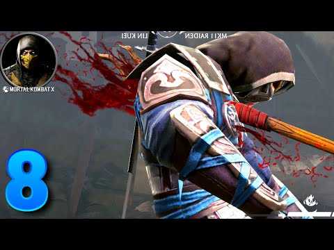 Mortal Kombat X - Gameplay Walkthrough Part 8