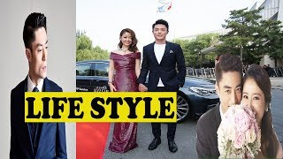 Wallace Huo Lifestyle,Net worth,Family,Wife,Kids,Exgirlfriend,Cars,House,Salary,Favourite,2018.