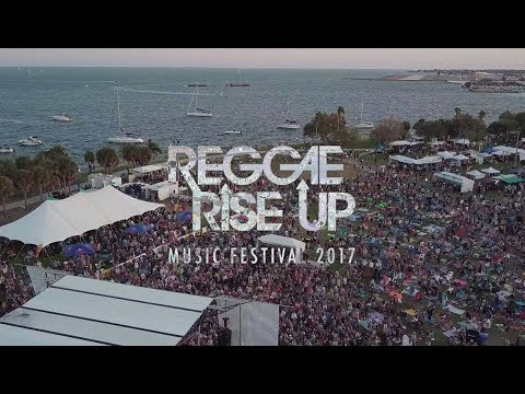 Reggae Rise Up Florida 2017 Official Aftermovie