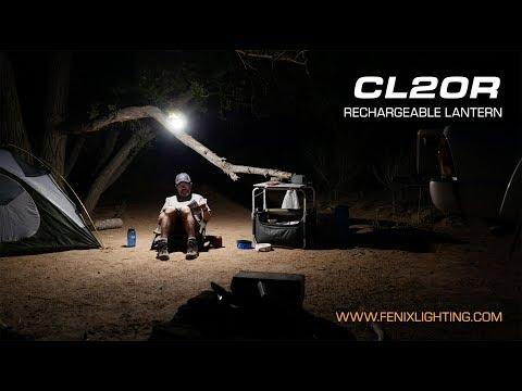 Fenix CL20R Rechargeable Lantern Overview
