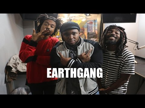 Headkrack's Hip Hop Spot: Earthgang Talks The Origin, Collabs, and New Album