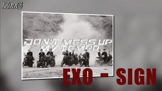 [RUS SUB] EXO - Sign (рус.саб)