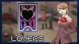 Persona 3 FES - Max Social Link - Lovers Arcana (Yukari Takeba)