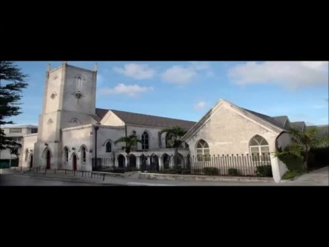 Christ Church Cathedral Nassau Bahamas