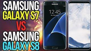 Samsung Galaxy S7 vs Galaxy S8 - Jakie są Najważniejsze Różnice? 📱