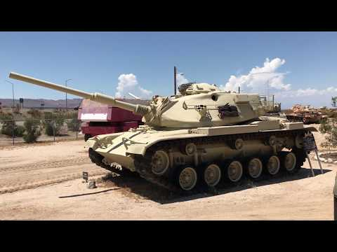General Patton Desert Centre Military Museum