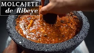 Chicharrón de Ribeye en Molcajete | La Capital