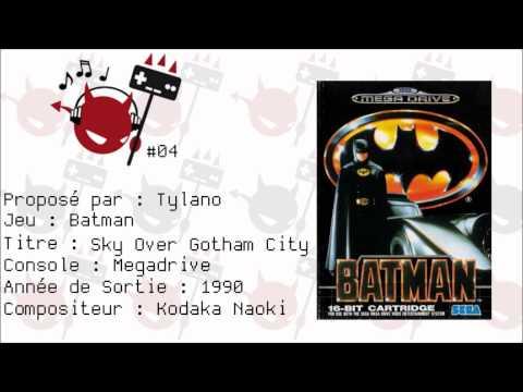 Pad&Retrodio#04 - Batman -Sky Over Gotham City