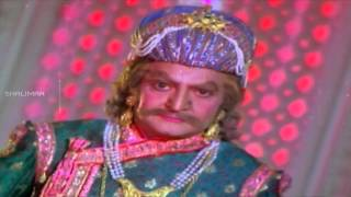 Akbar Saleem Anarkali Movie || Premiste Tappantaaraa Video Song || NTR, Balakrishna, Deepa
