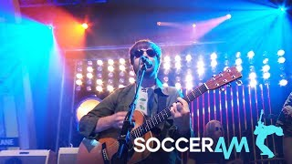 The Coral | In The Morning (Live on Soccer AM)