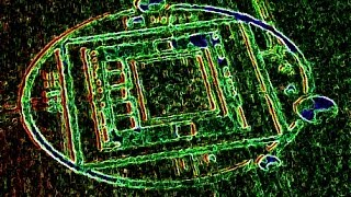 Computer Chip Crop Circle revealed as Nvidia Publicity Stunt!