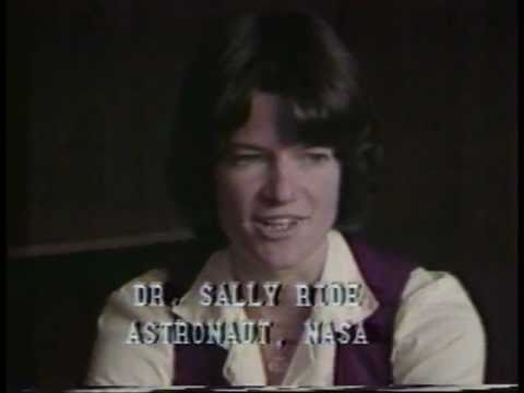 Astronaut Sally Ride (Futures of Women in Science)
