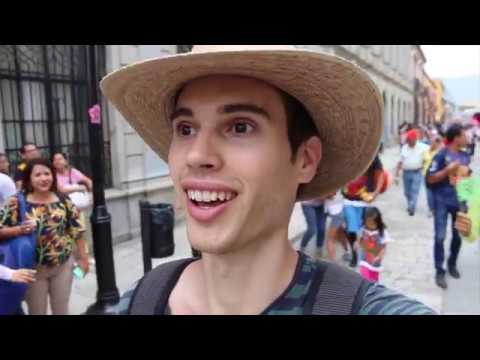 First Impressions of Oaxaca City — Mexico Travel Vlog #27