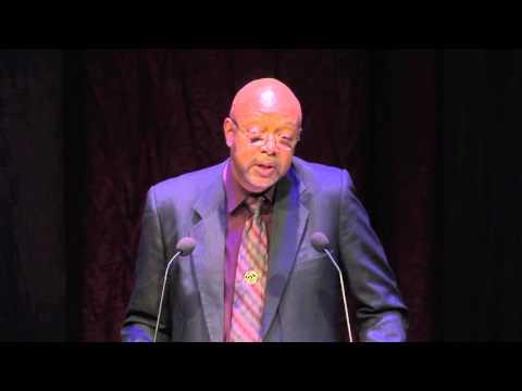Leonard Pitts Jr., speaks about the civil war