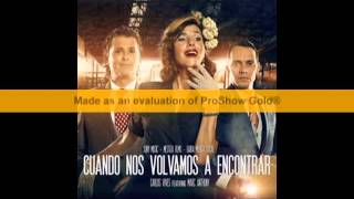 Carlos Vives Feat. Marc Anthony - Cuando nos volvamos a encontrar - Version Salsa.