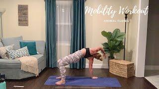 Mobility Workout: Animal Flows