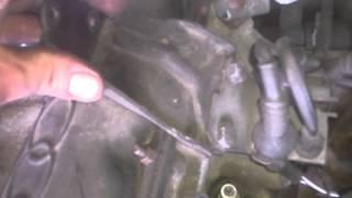 depose moteur 5 cylindre audi