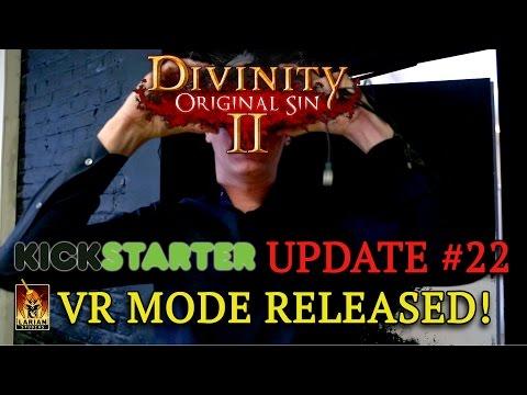 Divinity: Original Sin 2 - Update 22: VR Mode Released