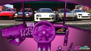 TRACKDAY PROJECT TOUGE / Japanese Pack / Assetto Corsa Multiplayer