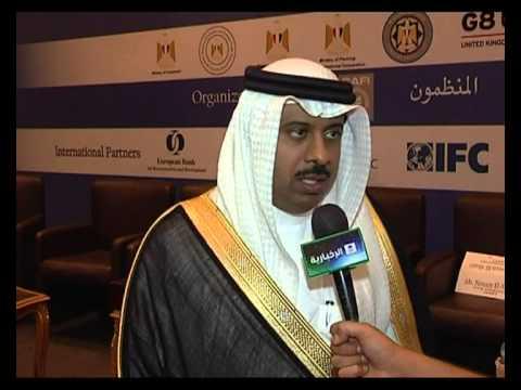 Interview with Dr  Abdullah Bin Mahfouz, Chairman, Saudi Arabia-Egyptian Business Council