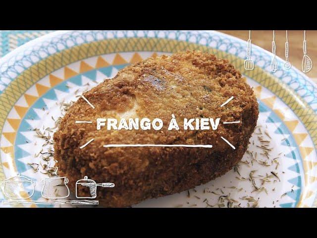 Frango à Kiev - Sabor com Carinho (Tijuca Alimentos)