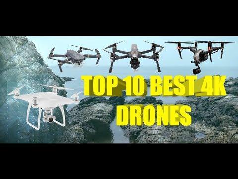 TOP 10 Best 4K Drones Summer 2017 (StarWars) Like Drones