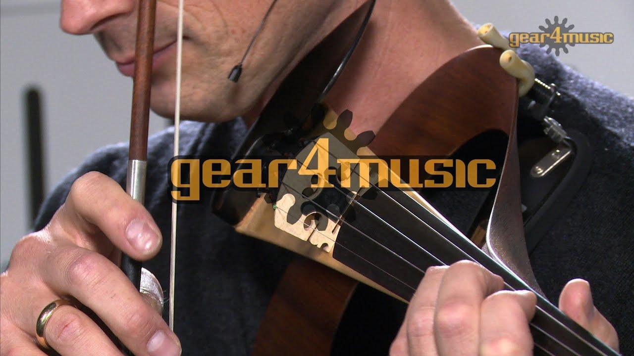 Yamaha Yev 104 Series Electric Violin Youtube