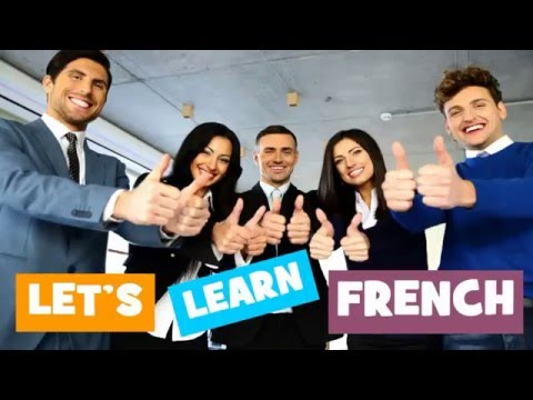 Let's Learn French # Part 2