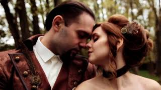 Стимпанк Свадьба в Ростове - на - Дону | Russian steampunk wedding