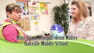 OMS Mehlville Oakville Foundation Mini Grant Prize Patrol Jenn Walter Thumbnail