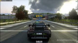TrackMania 2: Valley Gameplay PC HD